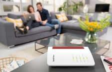 Die AVM FRITZ!Box 7530 ist das perfekte Einstiegsgerät für kleinere Haushalte