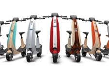 Der Verkauf des smarten Ford OjO Commuter Scooters soll Anfang 2018 in den USA und Europa starten