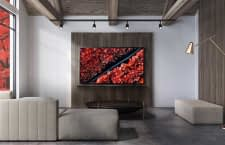 Der von Stiftung Warentest geadelte 65 Zoll OLED Fernseher LG OLED65C97LA bietet bestes Bild und voluminösen Klang