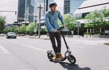 Schon bald im deutschen Straßenbild zuhause - E-Scooter Metz moover
