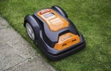 Der Mähroboter Yard Force SA500ECO ist ein robustes Gerät, das ohne technische Schnörkel auskommt
