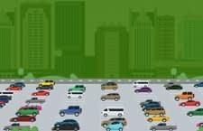 Parquery sorgt für den Überblick auf Großparkplätzen