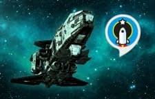 Der Alexa Skill Star Commander entführt Spieler in den Weltraum
