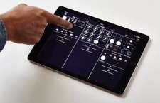 iHaus 2 App auf einem Tablet