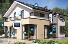 Immer mehr Fertighausanbieter integrieren Smart Home Komponenten in ihr Angebot
