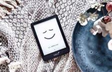 Mit dem eBook Reader tolino shine 3 ist die komplette Bibliothek immer dabei