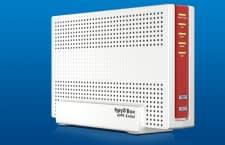 Der Router für die Kabelnetz Generation FRITZ!Box 6591 Cable unterstützt DOCSIS 3.1