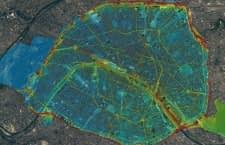 Die Ambiciti App sammelt Daten zur Umweltverschmutzung in der Umgebung und wertet diese aus